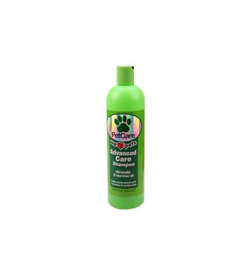 PetCare Advanced Care Shampoo-Citronella & Tea Tree Oil - Grocery Deals