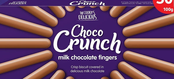 Choco Crunch Milk Chocolate Fingers - Grocery Deals