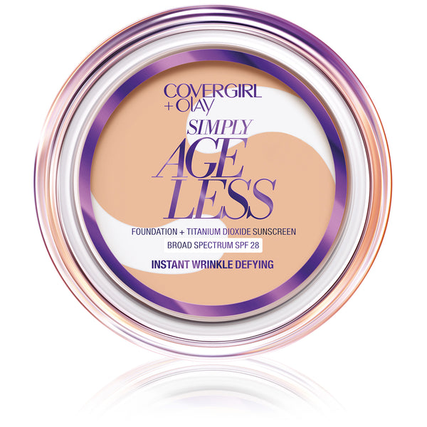 CoverGirl Simply Ageless 225 Buff Beige - Grocery Deals