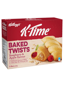 K-Time Baked Twists