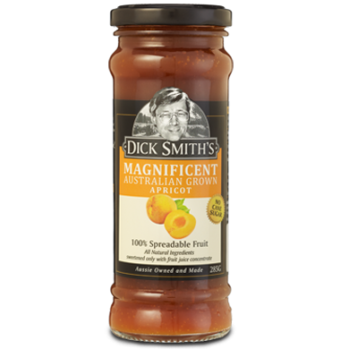 Dick Smith's Magnificent Spreadable Apricot - Grocery Deals