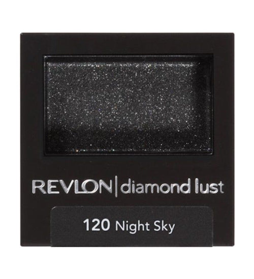 Revlon Luxurious Color Diamond Lust Eye Shadow, 120 Night Sky