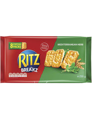 RITZ BREA'KZ CRACKERS