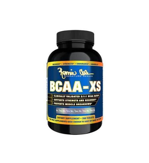 RONNIE COLEMAN BCAA XS 400 Tabs - Grocery Deals