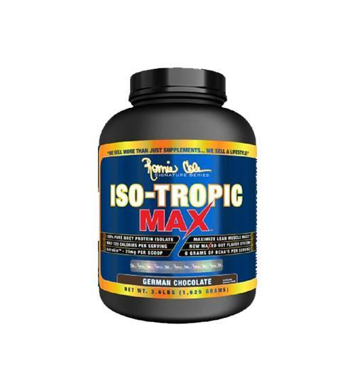 RONNIE COLEMAN SS ISO-TROPIC MAX 3.6Lb - Grocery Deals