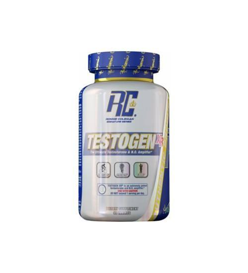 RONNIE COLEMAN TESTOGEN XR 90 TABLETS - Grocery Deals
