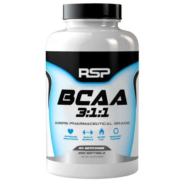 RSP BCAA 3:1:1 CAPS - Grocery Deals