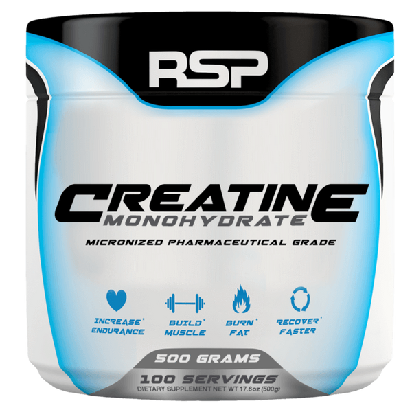 RSP CREATINE MONOHYDRATE - Grocery Deals