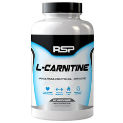 RSP L-CARNITINE 120 Caps - Grocery Deals