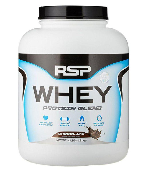 RSP WHEY 4Lbs - Grocery Deals
