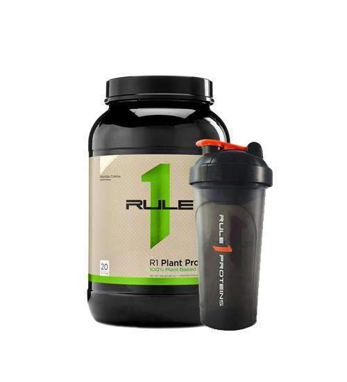 Rule 1 Plant Protein + Free Shaker - Grocery Deals
