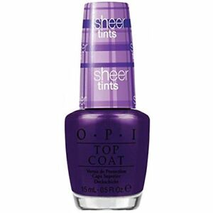 OPI Top Coat Sheer Tints - Grocery Deals