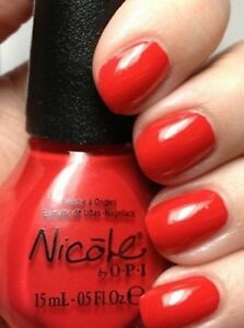 Nicole by OPI - Hello World