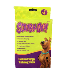 Scooby-Doo Deluxe Puppy Training Pads - Grocery Deals