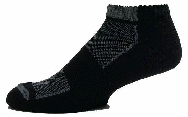 Tru-Fit Men's No Show Hi-Tek Socks - 3 Pack - Grocery Deals