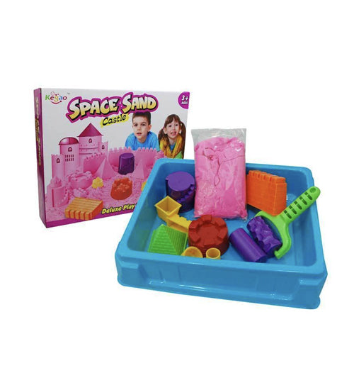 Space Sand Castle Fun Set