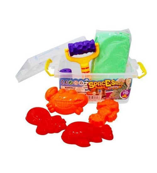 Space Sand Sea Animal Fun Set