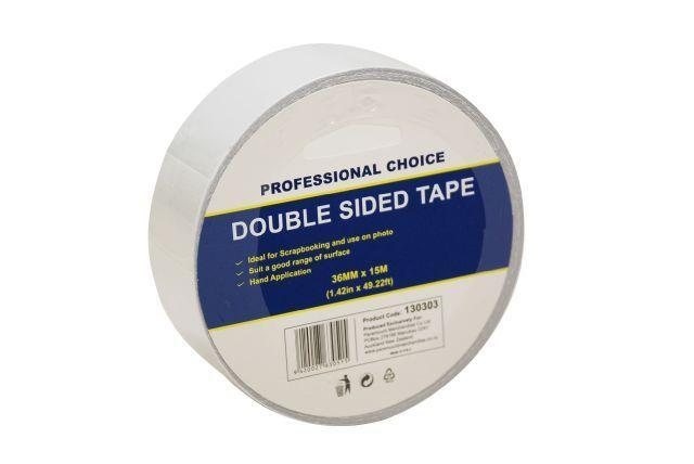 Double Sided Tape 36mm x 15m - Grocery Deals