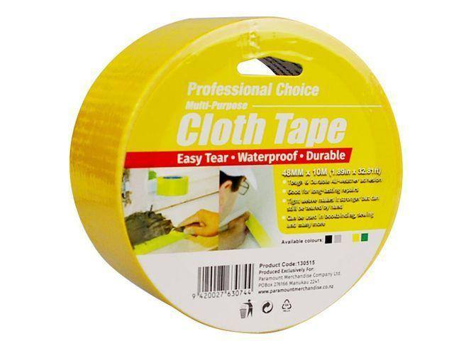 Duct Tape - Yellow - Grocery Deals