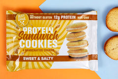 Protein Sandwich Cookies Sweet & Salty - Grocery Deals