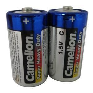 2 x Camelion Super Heavy Duty C Size Battery - Grocery Deals