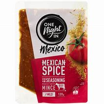 Mexican Spice Seasoning