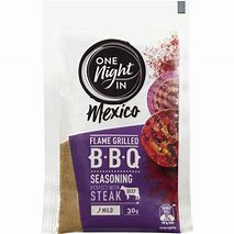 Mexico Flame Grilled BBQ Seasoning