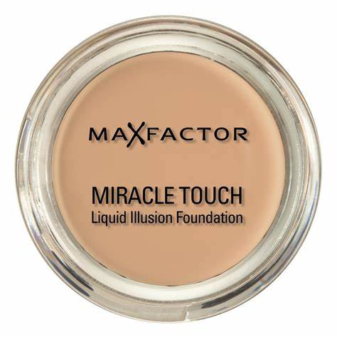 MaxFactor Miracle illusion Foundation Warm Almond 045 - Grocery Deals