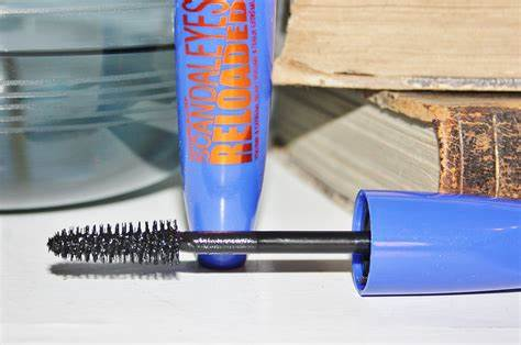 Rimmel Scandaleyes Reloaded Waterproof Mascara Black