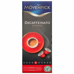 Movenpick DECAFFEINATO Coffee Capsules - Grocery Deals