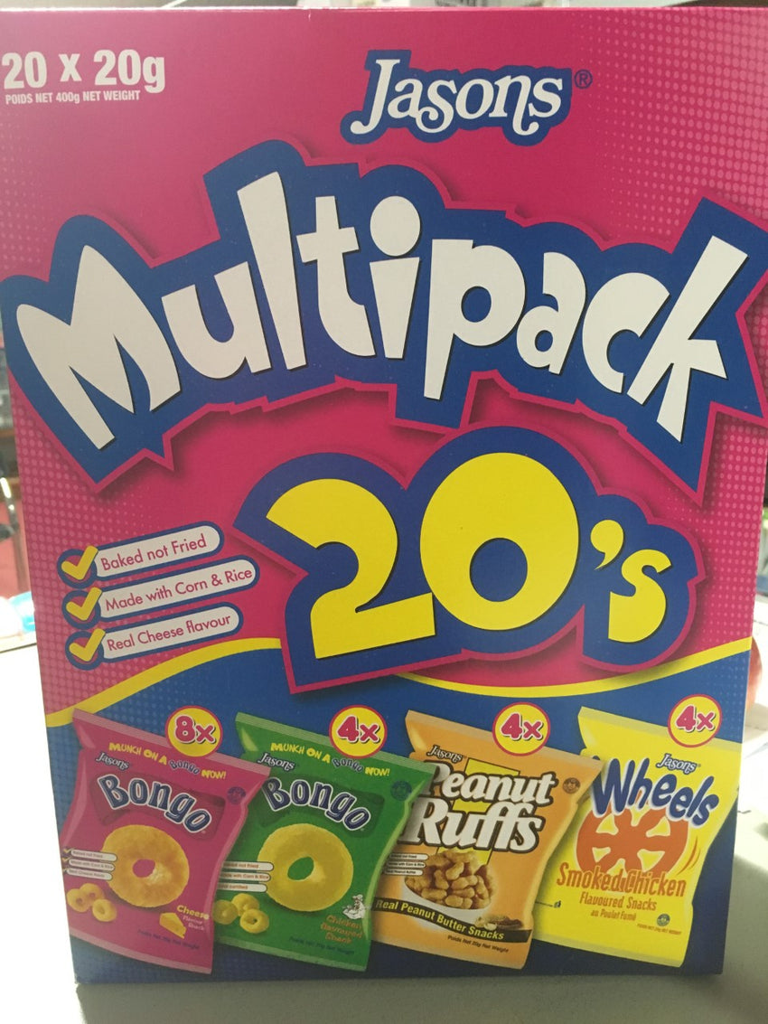 Multi Pack Snacks - Grocery Deals