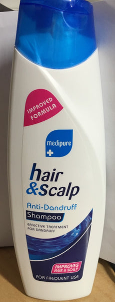 Medipure Hair & Scalp Anti-Dandruff Shampoo - Grocery Deals