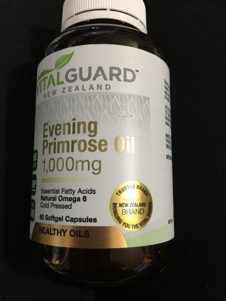 VitalGuard Evening Primrose Oil