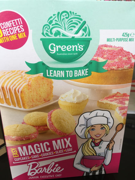 Barbie Learn to Bake - Grocery Deals