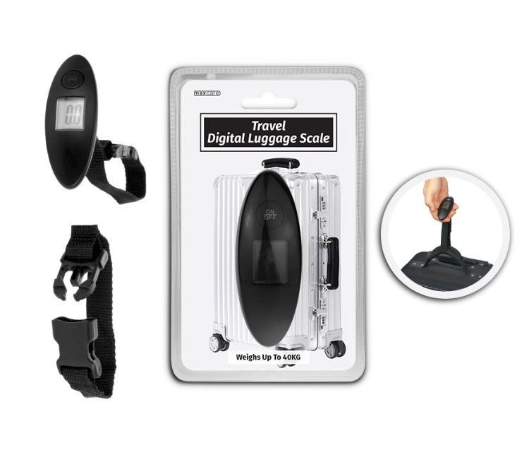 Travel Digital Luggage Scales - Grocery Deals