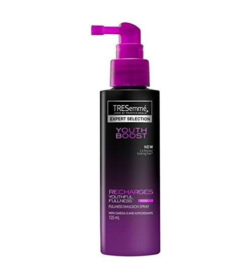 TRESemme Youth Boost Fullness Emulsion Spray 125 ml - Grocery Deals