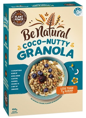 Coco-Nutty Cranola Cereal