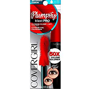 Covergirl Waterproof Mascara Very Black - Grocery Deals