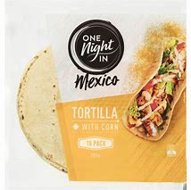 Mexican Tortilla 6 pack