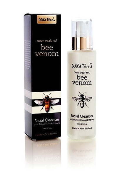 Wild Ferns New Zealand Bee Venom Facial Cleanser