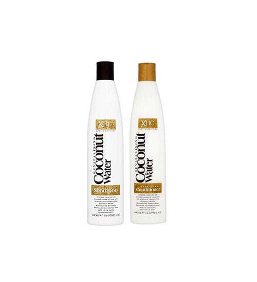 XHC Revitalising Coconut Water Shampoo & Conditioner