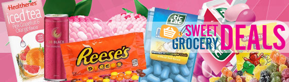 Food Lines Tic Tacs Reeses Pieces