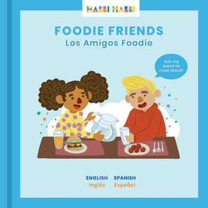 NEW RELEASE: Foodie Friends