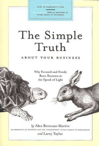The Simple Truth About Your Business