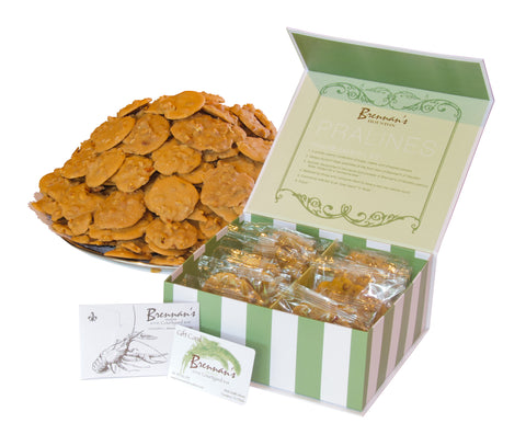 Brennan's of Houston Pralines and Gift Card Combo