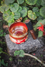 Root Chakra Tibetan Singing Bowl Set