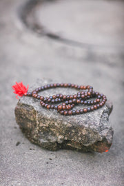 Natural Bone Mala Prayer Beads