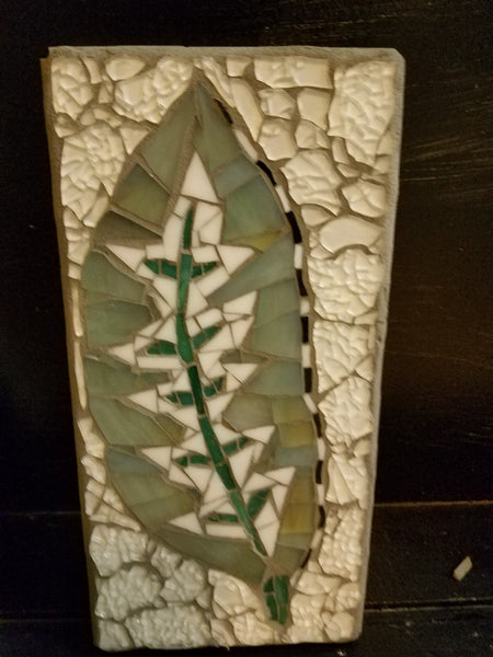 Crash Glass Mosaic Class with Taren Saccoman