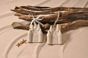 Castle Sand Ornament