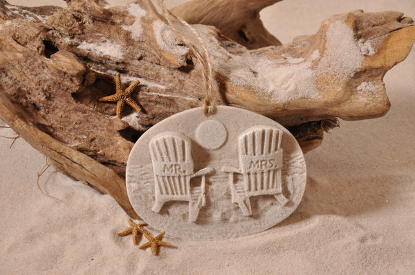 SAND ORNAMENT, CHRISTMAS TREE ORNAMENT, TROPICAL CHRISTMAS DECORATIONS, COASTAL ORNAMENT, SAND ORNAMENT, TROPICAL ORNAMENT, ARENOPHILE, SANTA, CHRISTMAS ORNAMENT, CHRISTMAS TREE, VACATION